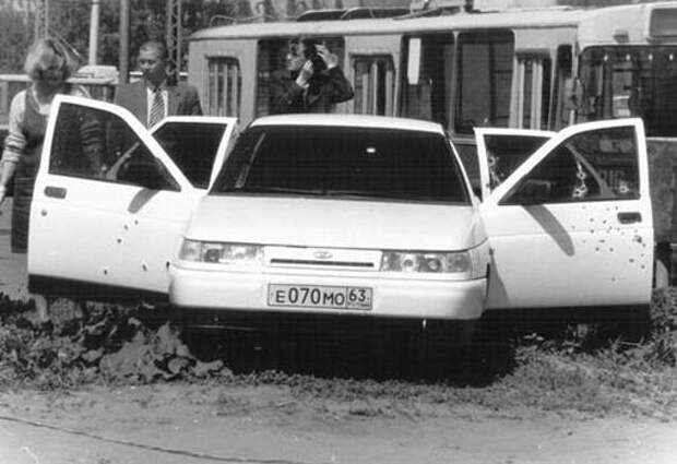 Тольяттинская криминальная война