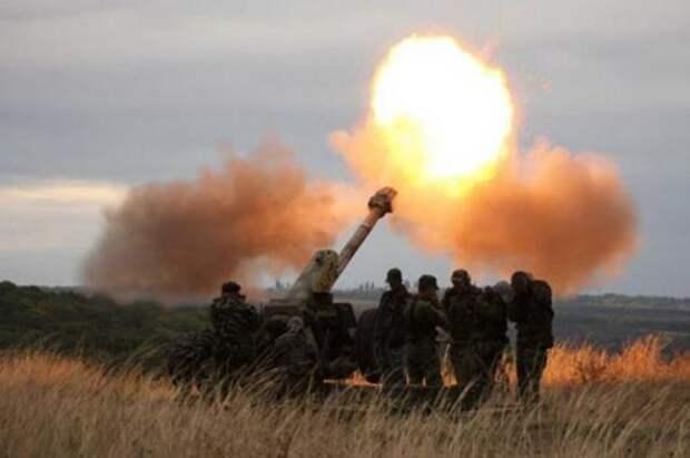В ЛНР заявили о пяти обстрелах со стороны ВСУ за сутки