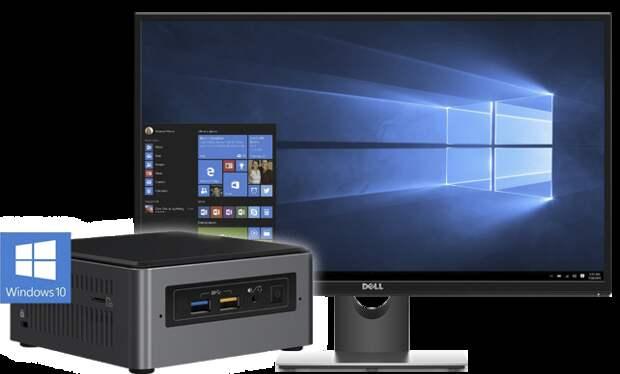 Портативный ПК Intel Pro