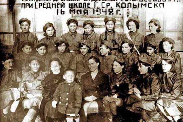 Якутянки на фронтах Великой Отечественной войны