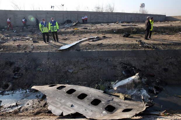 У разведки есть версия, почему погиб украинский Boeing