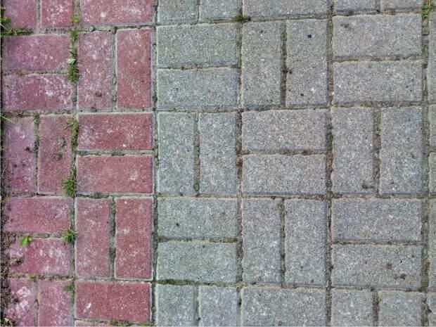 Не покупайте тротуарную плитку (проблемы уже через 2 года). Выбирайте вечную плитку