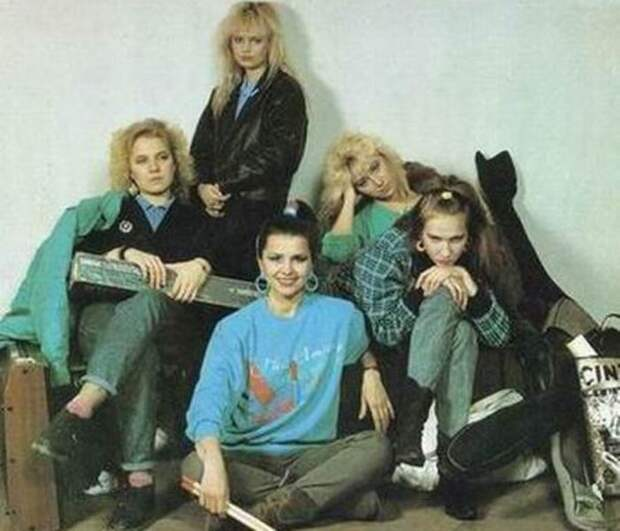 Одна из самых популярных в начале 1990-х групп | Фото: radikal.ru