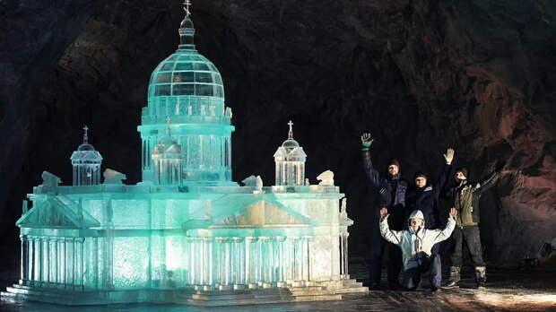 В Карелии состоится подземный ледовый фестиваль