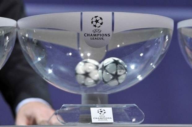 Проведена жеребьевка первого раунда Лиги чемпионов-2021/2022