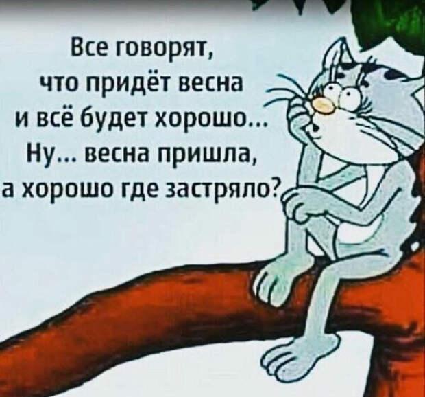 - Сёма, я хочу тебе сказать, что сейчас стало очень трудно...