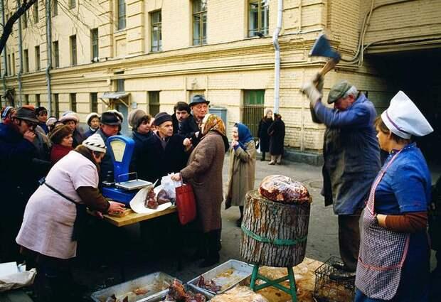 Если сравнить зарплату в СССР и сейчас