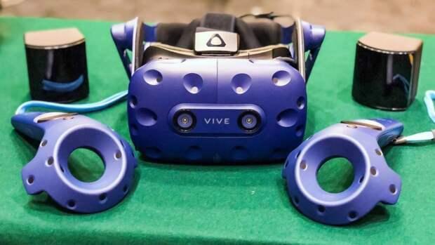 HTC представила компьютерный VR-шлем Vive Pro 2 с разрешением 5K и частотой 120 Гц