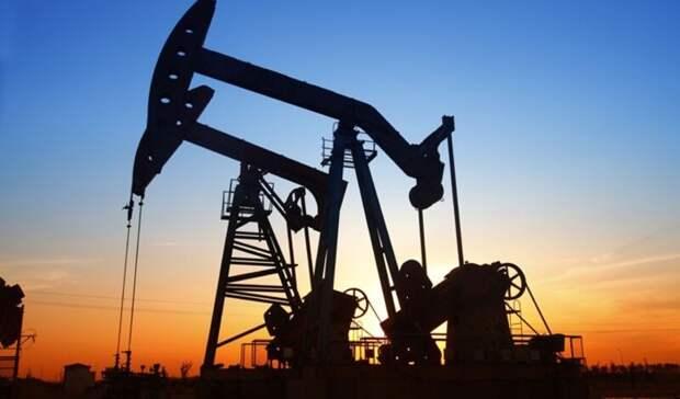 Снижается добыча нефти вСША