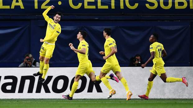 УЕФА назвал символическую сборную сезона в Лиге Европы. В нее вошли 7 игроков «Вильярреала»