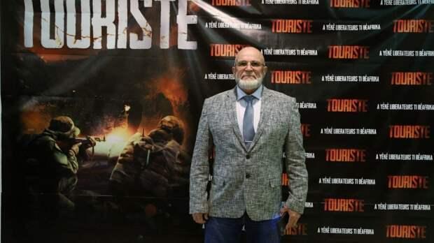 Иванов на премьере фильма «Турист» рассказал об успехах российских инструкторов в ЦАР