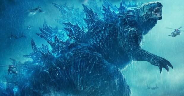 «Годзилла 2: Король монстров» // Хожу и гажу