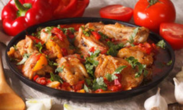 Сочная и пряная: готовим курицу-чахохбили по-грузински