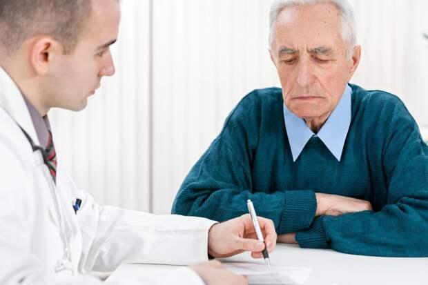 Постоянная боль в суставах и другие мифы о старении...