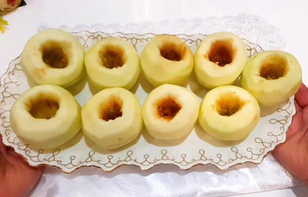Невероятная выпечка с яблоками. Этот рецепт перевернет ваше сознание!