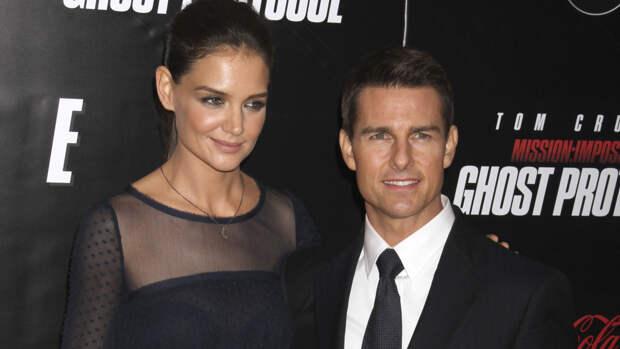 Бывшая жена Тома Круза рассталась с новым возлюбленным