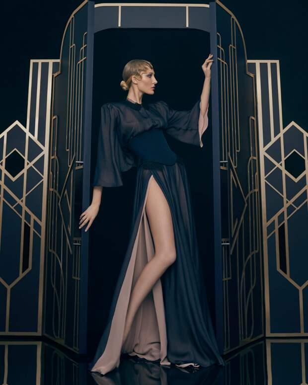Новая коллекция Ульяны Сергеенко весна-лето 2021: невероятно красивые идеи (+25 фото)