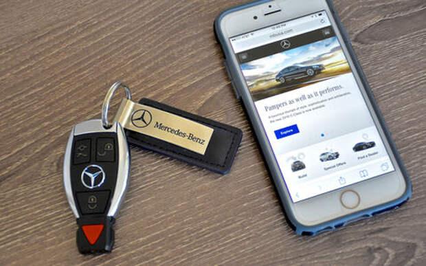 Что-то пошло не так: приложение Mercedes-Benz выдавало данные не тех людей