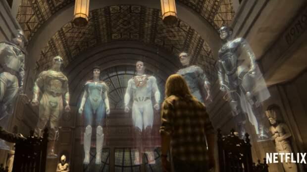Супергеройский сериал Netflix «Наследие Юпитера» не понравился критикам
