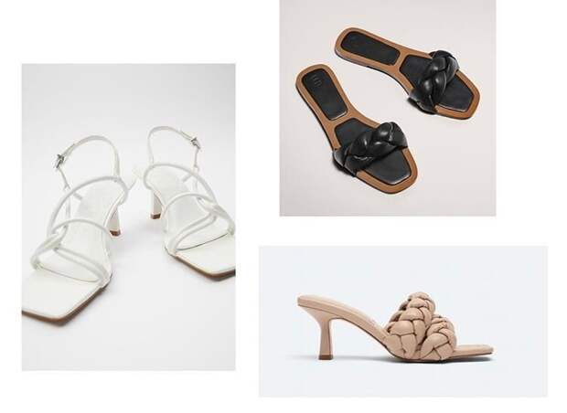 Тренды лета 2020 на обувь. Что носить, и как сочетать. Разбираем основы и подборки с примерами