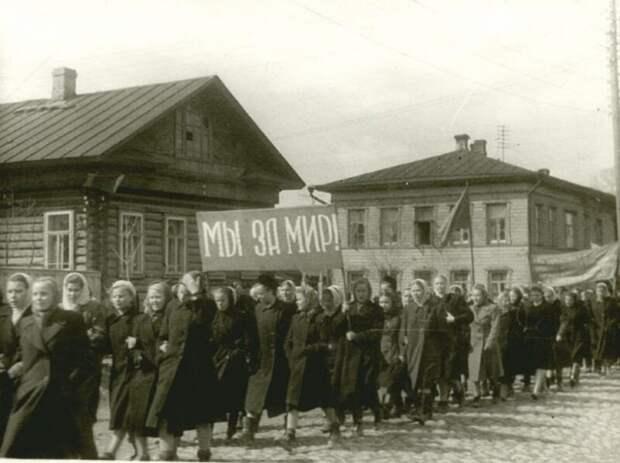 Как жил СССР через 10 лет после Победы
