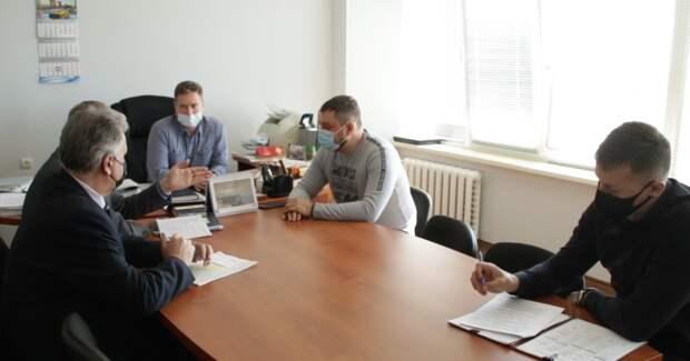 Депутаты Думы Братска начали объезды территорий, замеры и составление дефектных ведомостей