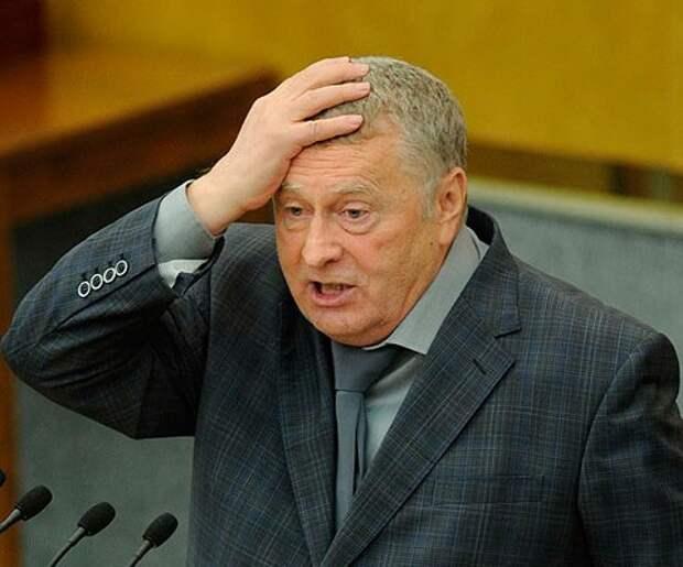 Жириновский угрожает закопать КПРФ