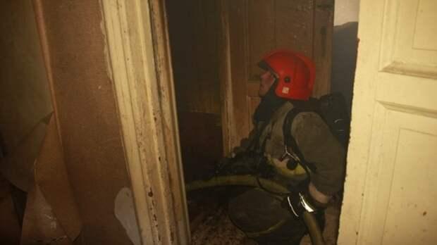 Жертвой пожара в Приморском районе Петербурга стал один человек
