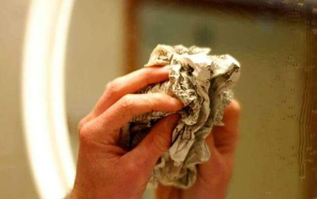 Как помыть зеркало без следов и разводов: 9 советов чистоты
