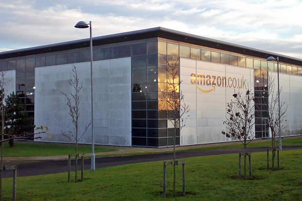 Amazon создаст более 10 тыс. рабочих мест в Великобритании