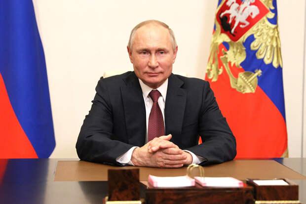 Прямая линия с Владимиром Путиным пройдёт 30 июня