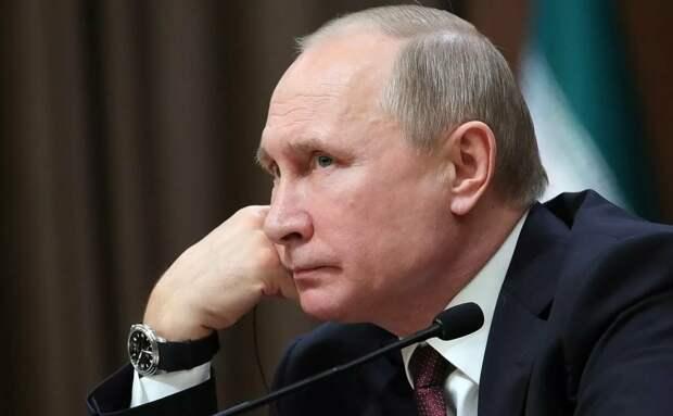 Рейтинг доверия Путину понизился до исторического минимума