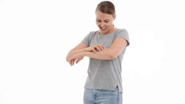 Всегда проводите тест на аллергические реакции перед первым применением