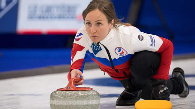 Женская сборная России по керлингу проиграла Швейцарии в финале ЧМ
