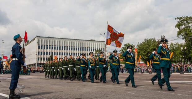 Телеканал «Новый век» покажет онлайн-трансляцию Парада Победы в Тамбове