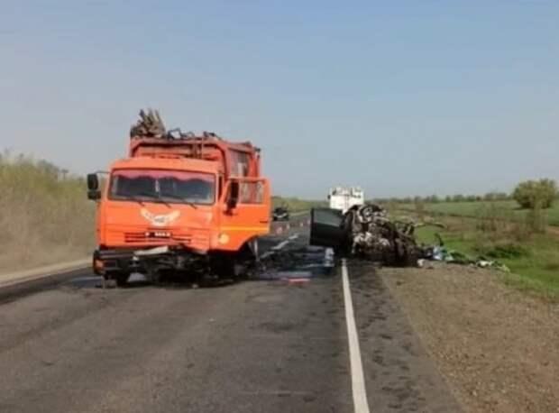 Семья из Подмосковья отправилась в автомобильное путешествие и погибла