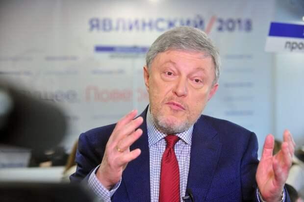 Григорий Явлинский: Примаков поручал руководителю ФСБ Владимиру Путину следить за мной