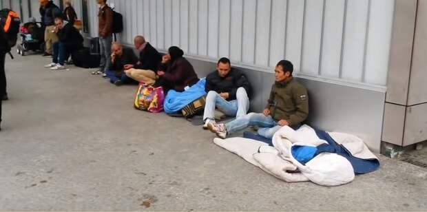 Европа на Грани. Мусульмане требуют уважения