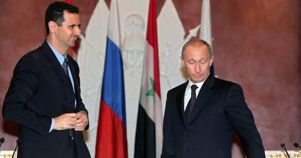 Когда Сирия войдет в состав РФ...