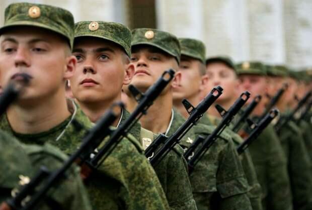 В Северном начался весенний призыв в армию