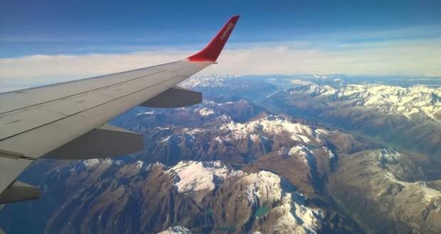 Чувствуется ли землетрясение в самолёте?