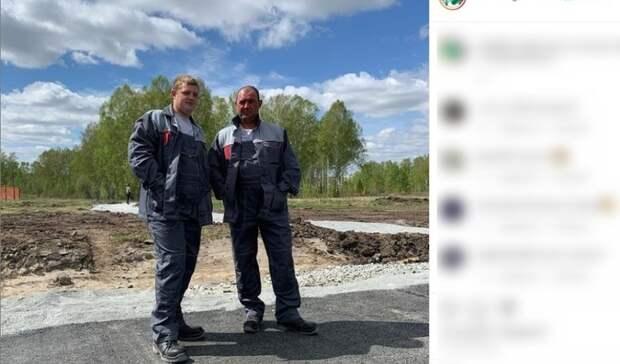 Омская команда победила вконкурсе поскоростной копке могил