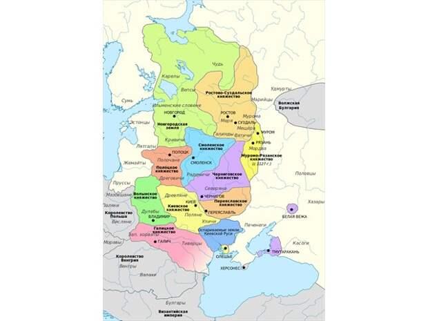 «Русь Грушевского», топонимические метания в Офисе Зеленского и большая политика