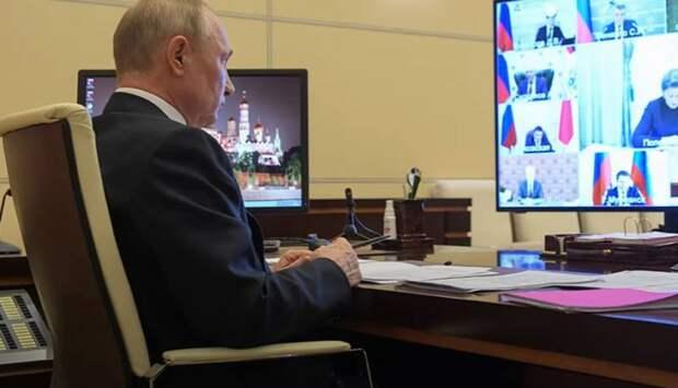 Константин Сёмин о фразе президента по поводу «простуды на ваших похоронах»