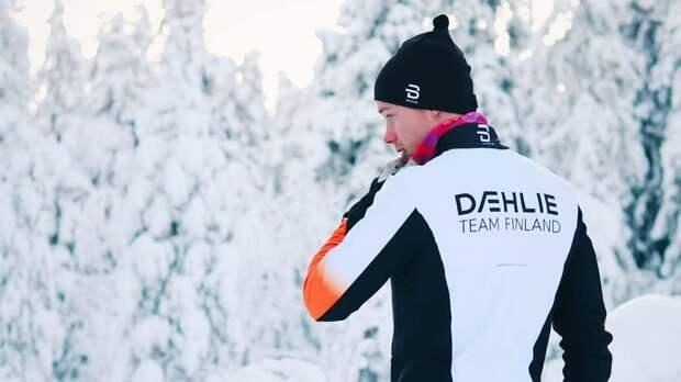 Финский лыжник Мяки принял извинения Большунова за инцидент в Лахти