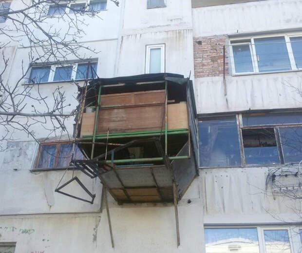 16 «шедевров» дизайна балконов, от которых глаз не оторвать