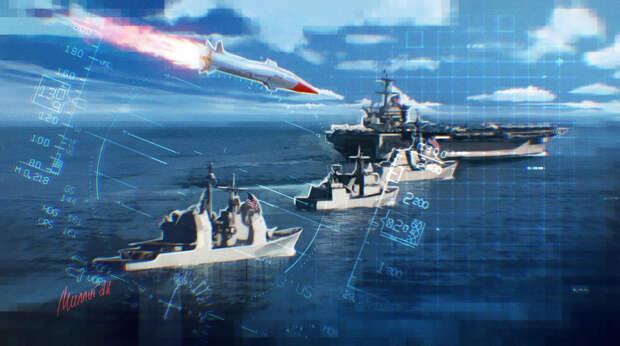 Капитан Данченко: ЧФ РФ одним залпом отправит на дно весь флот НАТО в Средиземном море