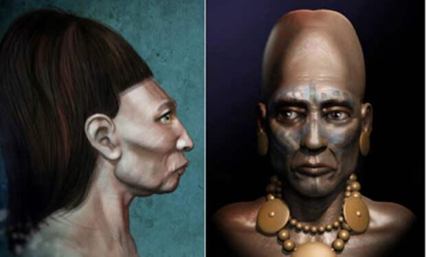 Археологи нашли череп возрастом 2500 лет, в который встроена часть из металла