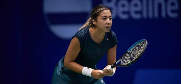 Казахстанка Зарина Дияс вышла в финал международного теннисного турнира в США
