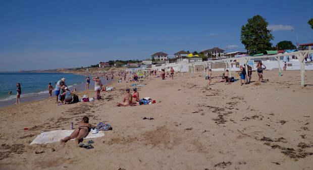 На каких пляжах Севастополя можно отдыхать